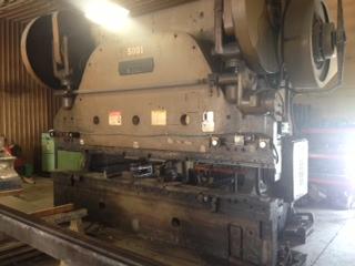 Press-Brake-CNC