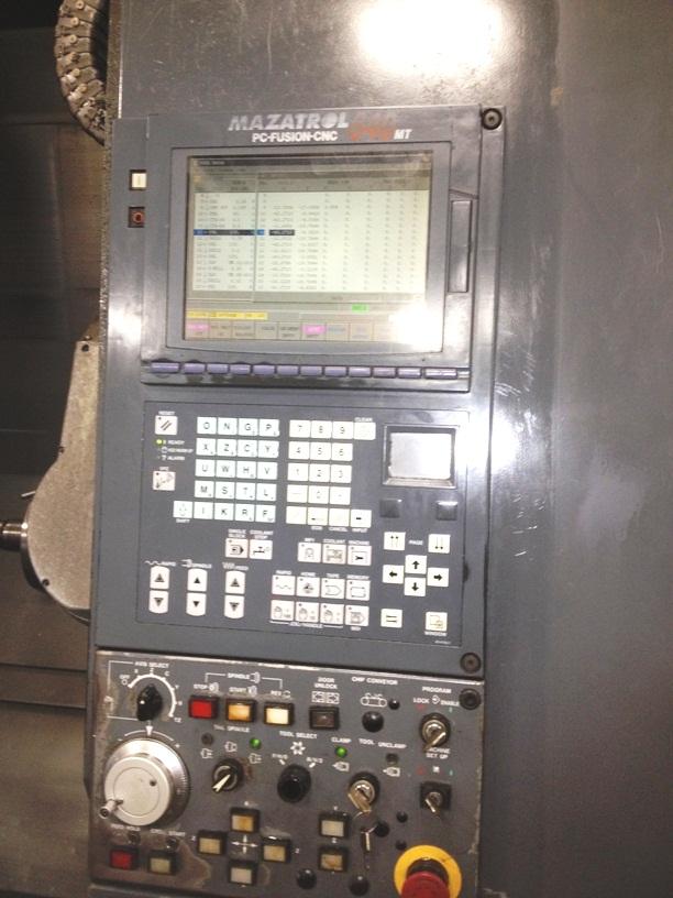 Industrial Machinery Solutions Inc  727-216-2139 - MAZAK